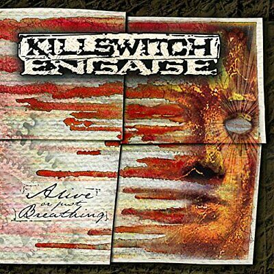Killswitch Engage - Alive or Just Breathing - Killswitch Engage CD 94VG The The