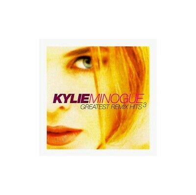 Kylie Minogue - Greatest Remix Hits 3 - Kylie Minogue CD 22VG The Cheap Fast
