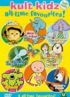 Childrens - Kult Kidz: All Time Favourites! [DVD] - DVD  F4VG The Cheap Fast