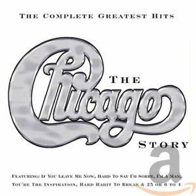Chicago - The Chicago Story - Complete Greatest Hits [Uk Ve... - Chicago CD 6BVG