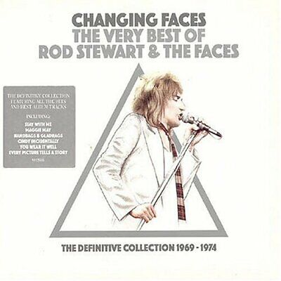 The Faces - Changing Faces: The Very Best Of Rod Stewart ... - The Faces CD NPVG