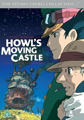 Howl's Moving Castle [DVD] [2005] - DVD  YGVG The Cheap Fast Free Post