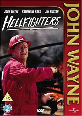 Hellfighters [DVD] [1968] - DVD  8IVG The Cheap Fast Free Post