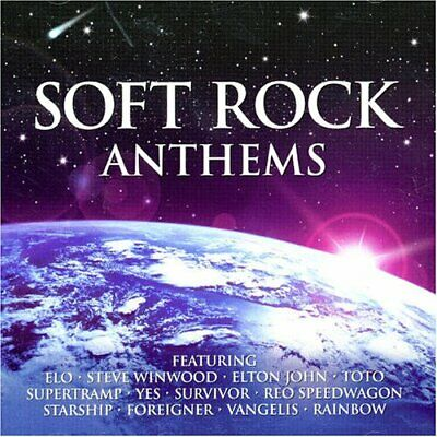 Various Artists - Soft Rock Anthems - Various Artists CD WYVG The Cheap Fast The