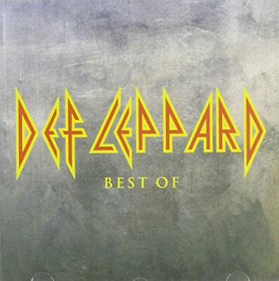 Def Leppard - Best Of - Def Leppard CD 9GVG The Cheap Fast Free Post