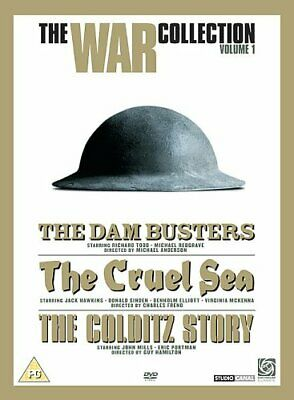 The War Collection - Volume 1 [DVD] - DVD  CEVG The Cheap Fast Free Post