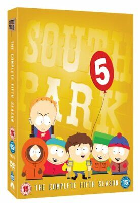 South Park - Season 5 [DVD] - DVD  DQVG The Cheap Fast Free Post