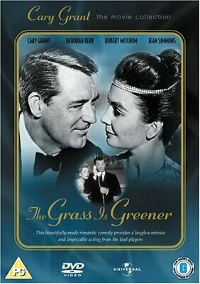 The Grass Is Greener [DVD] - DVD  BUVG The Cheap Fast Free Post