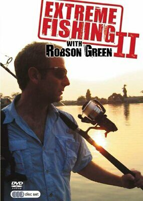 Extreme Fishing with Robson Green - Series 2 [DVD] [2009] - DVD  FUVG The Cheap
