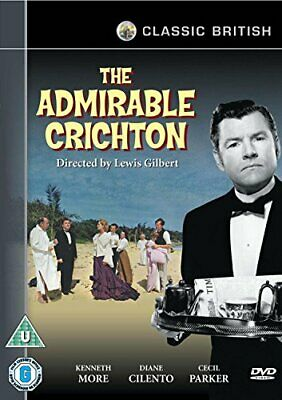 Admirable Crichton, The [DVD] [2010] - DVD  WMVG The Cheap Fast Free Post