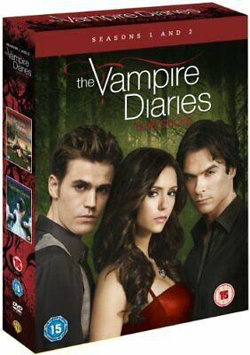 The Vampire Diaries - Seasons 1-2 Complete [DVD] - DVD  NEVG The Cheap Fast Free