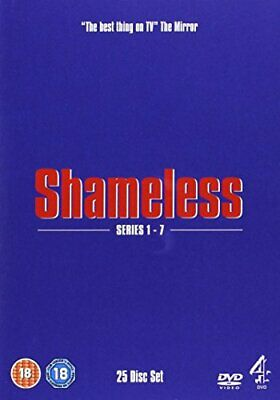 Shameless - Series 1-7 [DVD] - DVD  XIVG The Cheap Fast Free Post