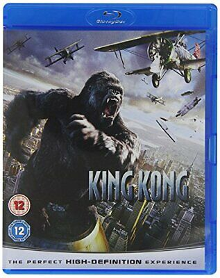 King Kong [Blu-ray][Region Free] - DVD  U4VG The Cheap Fast Free Post