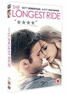 The Longest Ride [DVD] [2015] - DVD  X6VG The Cheap Fast Free Post