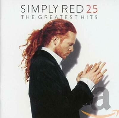 Simply Red - Simply Red 25: The Greatest Hits - Simply Red CD CEVG The Cheap The