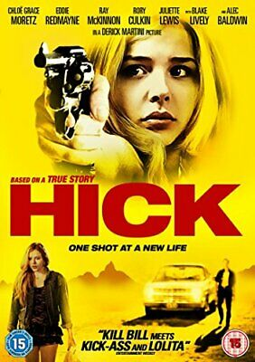 Hick [DVD] - DVD  JSVG The Cheap Fast Free Post