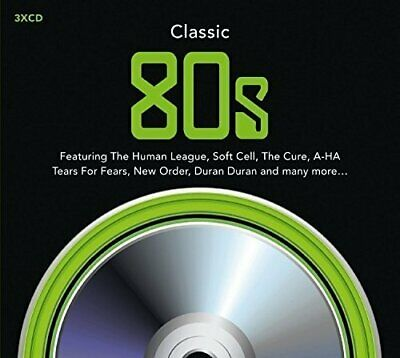 Various Artists - Classic 80s - Various Artists CD RAVG The Cheap Fast Free Post