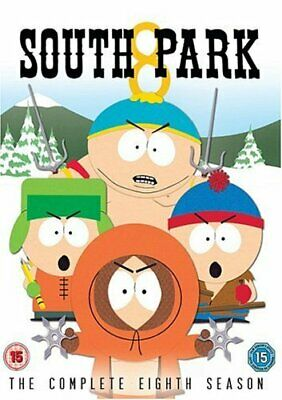South Park - Season 8 [DVD] - DVD  Y8VG The Cheap Fast Free Post