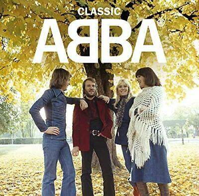 ABBA - Classic... The Masters Collection - ABBA CD 4WVG The Cheap Fast Free Post