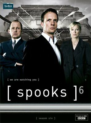 Spooks: Complete BBC Series 6 [DVD] - DVD  I0VG The Cheap Fast Free Post