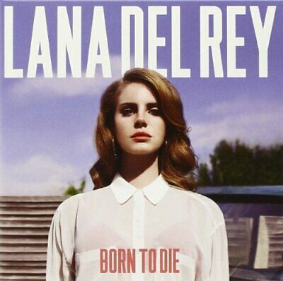 Lana Del Rey - Born To Die - Lana Del Rey CD 14VG The Cheap Fast Free Post The