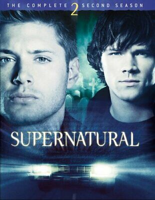 Supernatural - The Complete Second Season [DVD] - DVD  NCVG The Cheap Fast Free