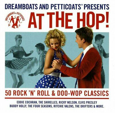 Various Artists - Dreamboats And Petticoats - At Th... - Various Artists CD HMVG