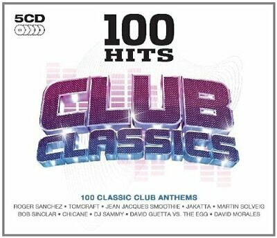 Various Artists - 100 Hits: Club Classics - Various Artists CD 0SVG The Cheap