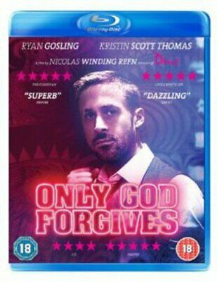 Only God Forgives [Blu-ray] - DVD  0IVG The Cheap Fast Free Post
