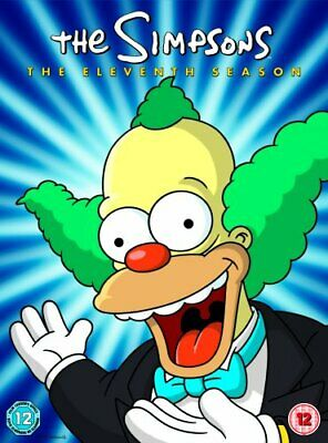 The Simpsons - Simpsons - Season 11 - Complete [DVD] - DVD  J4VG The Cheap Fast