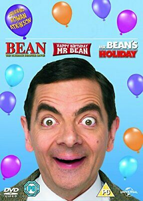 20 Years of Mr Bean [Bean: The Ultimate Disaster Movie/Happy Birt... - DVD  8QVG