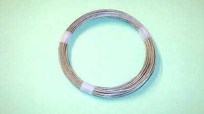 10 meter stainless steel wire (7x7 1.5mm )