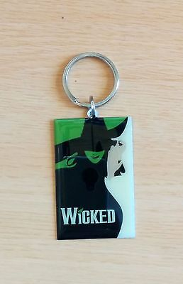Japan Musical WICKED Key Ring /by Shiki Theatical Company /Stephen Schwartz