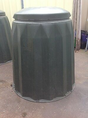 Gedye Garden Compost Bin Green  -  2 available