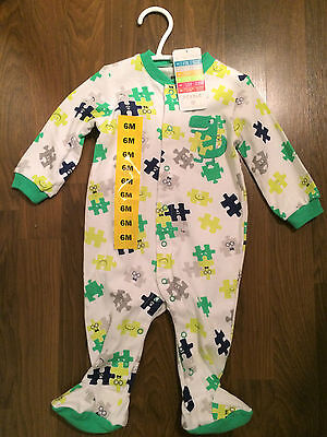 100% cotton high quality Pekkle 6M baby sleeper with tags
