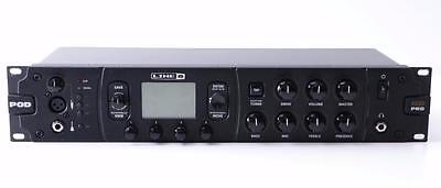 Line 6 Pod HD Po Rack Effects Pedal & Power Supply PD-3158