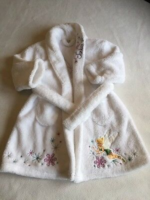 Girls Clothes 18-24 Months - Fleece Disney Tinker Dressing Gown