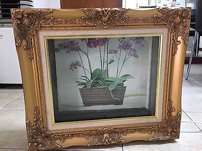 Fish Tank/wall Mount Picture Frame