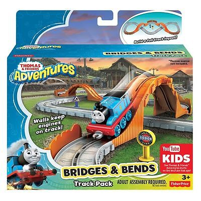 Thomas & Friends Adventures Bridges & Bends Track Pack - Fisher Price DYV58