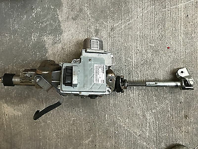 2005 Renault Megane Scenic 1.5 Dci 5Dr Electric Power Steering Column 8200035273