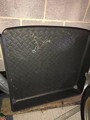 Genuine Audi A4 B6 B7 Boot Tray Load Liner
