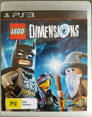 Lego Dimensions The Video Game For Sony Ps3