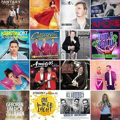 --- 50 nagelneue SCHLAGER-HITS Midifiles Collection - Midi-MAX! ----