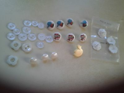 Childrens Buttons