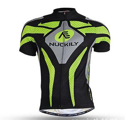 New Fashion outdoor wear short sleeve Men's team cycling jersey