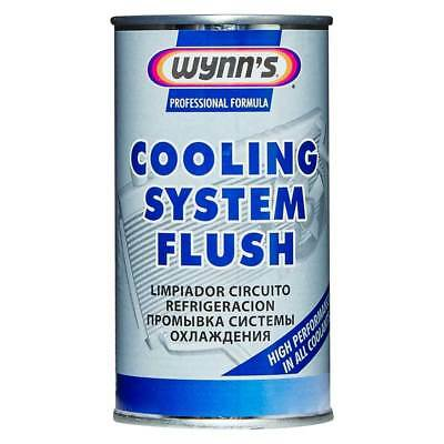 Professional Cooling System Radiator Flush 325ml Rust Scale Remover Wynns 45944