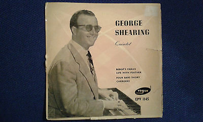 """The George Shearing Quintet - (1956 4 track 7"""" reissue EP)"""