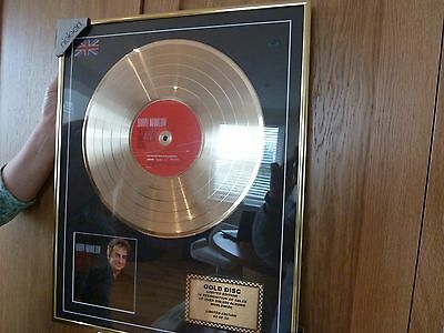 """BARRY MANILOW GOLD DISC Limited Edition """"The greatest songs of the sixties"""""""