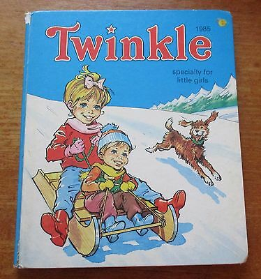 Twinkle Specially For Little Girls  1985 - Price Un Clipped