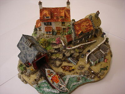 Danbury Mint - To The Rescue - Jane Hart - Rnli Collection